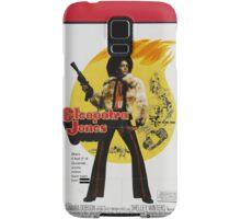Cleopatra Jones (Red) Samsung Galaxy Case/Skin