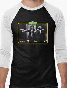 Pulp Fiction Bert & Ernie Men's Baseball ¾ T-Shirt