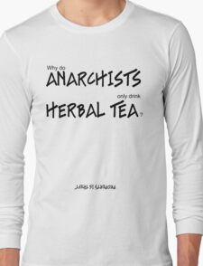 Herbal Anarchy (black lettering) T-Shirt