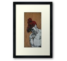 For Henri, for me  Framed Print