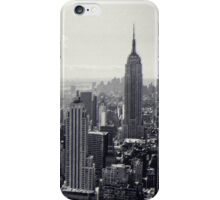 Pastel Empire State Building iPhone Case/Skin