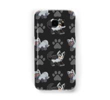 Dark Hyenas Pattern Samsung Galaxy Case/Skin