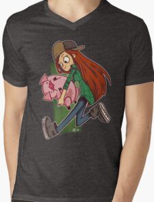 Gravity Falls - Wendy Mens V-Neck T-Shirt