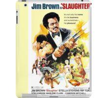 Slaughter (Yellow) iPad Case/Skin
