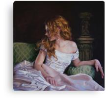 Jessica Canvas Print