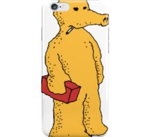 Quasimoto iPhone Case/Skin