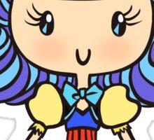 Lil' CutiE - Cha Cha Girl Sticker
