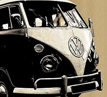Vdub splitty by Graham Fairhurst