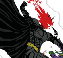Bat dead end Sticker