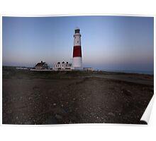 Porland Bill Lighthouse Poster