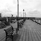 On the Pier  by Susan E. King