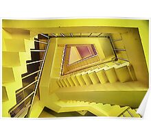 Stairwell #3 Poster