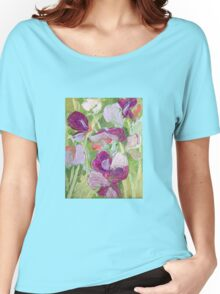 Sweet Peas Women's Relaxed Fit T-Shirt
