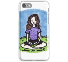 Love to Read, Live to Read iPhone Case/Skin