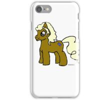 River Song pony iPhone Case/Skin