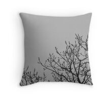 Peaceful relaxation Throw Pillow