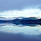 Across Ullswater  by Andy Grant