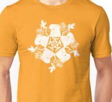 Yellow-Crested Cockatoo Unisex T-Shirt