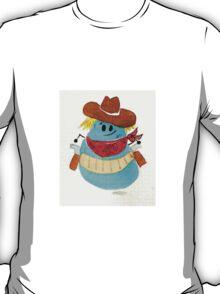 Cowboy Bean T-Shirt
