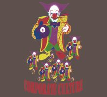 CORPORATE CULTURE CLOWNTOWN 101 by montdragon