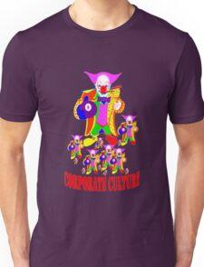 CORPORATE CULTURE CLOWNTOWN 101 Unisex T-Shirt