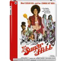 Sugar Hill (Red) iPad Case/Skin