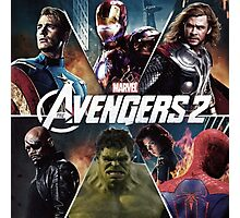 the avengers age of ultron Photographic Print