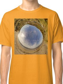 Lisfannon Beach, Fahan, County Donegal - Sky In Classic T-Shirt