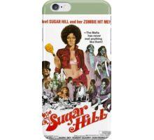 Sugar Hill (Green) iPhone Case/Skin