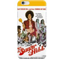 Sugar Hill (Yellow) iPhone Case/Skin