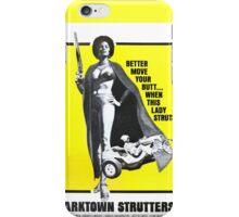 Darktown Strutters iPhone Case/Skin