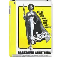 Darktown Strutters iPad Case/Skin