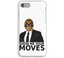 Captain Falcon in Formal Attire 2 iPhone Case/Skin