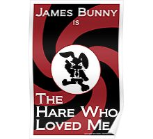 The Hare Who Loved Me Poster