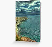 Munxar Point Greeting Card