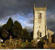 All Saints Church, Saxon by tonymm6491