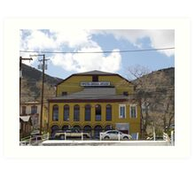 Pipers Opera House Art Print