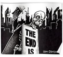 The End Is... Poster