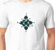 Compass (Blue) Unisex T-Shirt