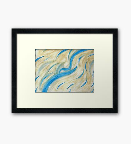 Abstract 5 Framed Print
