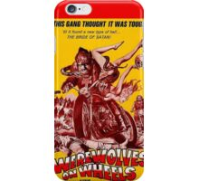 Werewolves on Wheels iPhone Case/Skin