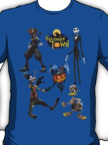 Kingdom Hearts - Halloween Town T-Shirt