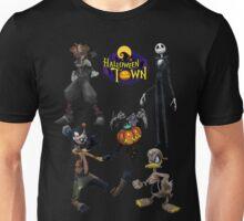 Kingdom Hearts - Halloween Town Unisex T-Shirt
