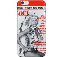 Soul Cover Oct '76 iPhone Case/Skin