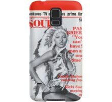 Soul Cover Oct '76 Samsung Galaxy Case/Skin