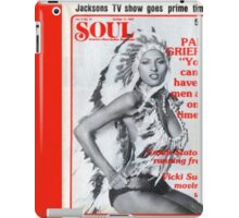 Soul Cover Oct '76 iPad Case/Skin