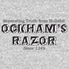 Ockham's Razor by tastypaper