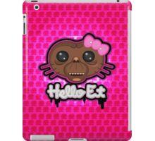 HELLO E.T. iPad Case/Skin