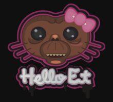 HELLO E.T. T-Shirt