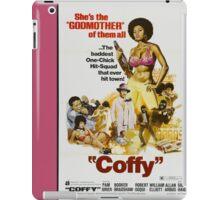 Coffy (Pink) iPad Case/Skin